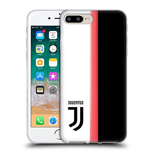 Head Case Designs Offizielle Juventus Football Club Home 2019/20 Race Kit Soft Gel Huelle kompatibel mit iPhone 7 Plus/iPhone 8 Plus