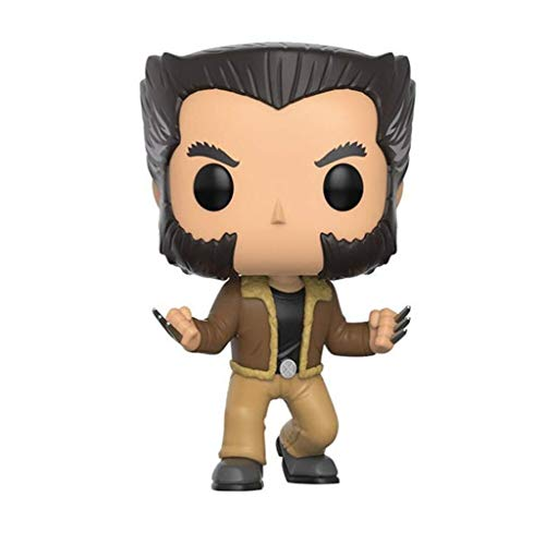MODELSS Helden X-Men Wolverine Figur Dekoration Spielzeug (Wolverine Marvel Helden Kostüm)