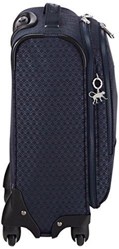Kipling - MEDELLIN - Computer Tasche mit Rollen - True Blue Emb - (Blau) True Blue Emb