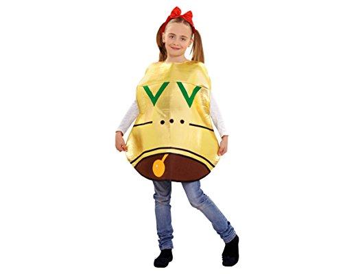 Imagen de disfraz de campana navidad 5 6 años