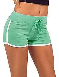 Hosaire 1X Femme Short de Sport Casual Yoga Mode Plage S/M/L 4 Couleurs en option