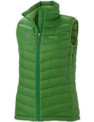 Marmot Damen Daunenweste Wm's Venus Vest, Green Olive, S, 77100-4339-3