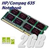2GB Speicher / RAM für HP/Compaq 635 Notebook