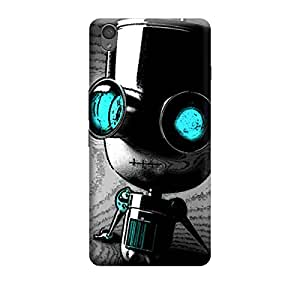Ebby Premium Printed Back Case Cover With Full protection For OnePlus X (Designer Case)