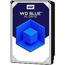 "Western Digital Blue - Disco duro para ordenadores de sobremesa de 1 TB (7200 rpm, SATA a 6 Gb/s, 64 MB de caché, 3,5"") azul (Reacondicionado Certificado)"