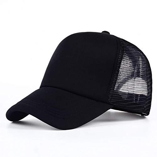 oooyaa 6 Farbe Mens Plain Trucker Hats für Frühling Sommer Blank Womens Mesh Caps Herren Schaum Net Snap Back Cap Blank Trucker Hats