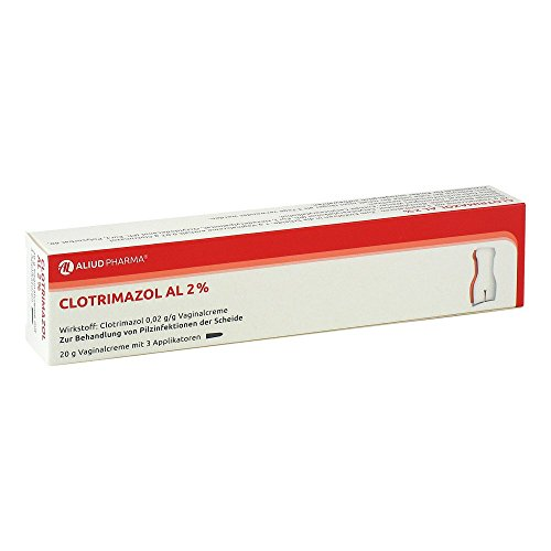 Clotrimazol AL 2% 20 g