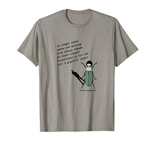 Franz Kafka Shirt - Dichter und Schriftsteller Buch Zitate  T-Shirt
