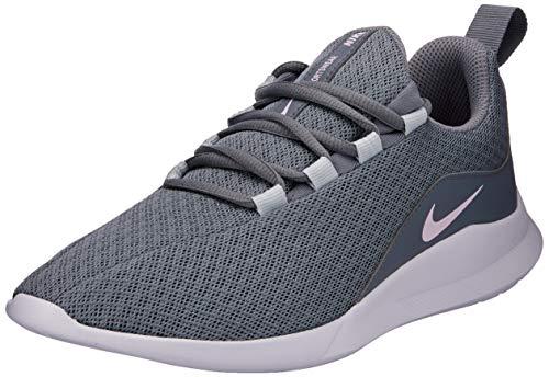 Nike Damen Viale (gs) Leichtathletikschuhe, Mehrfarbig (Cool Grey/Pink Foam/Pure Platinum/White 003), 36.5 EU