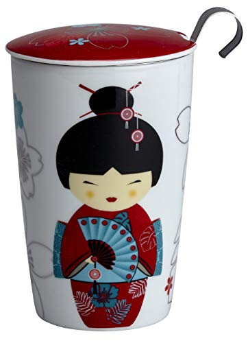 EigenArt 80004 Teaeve Little, Geisha Rouge