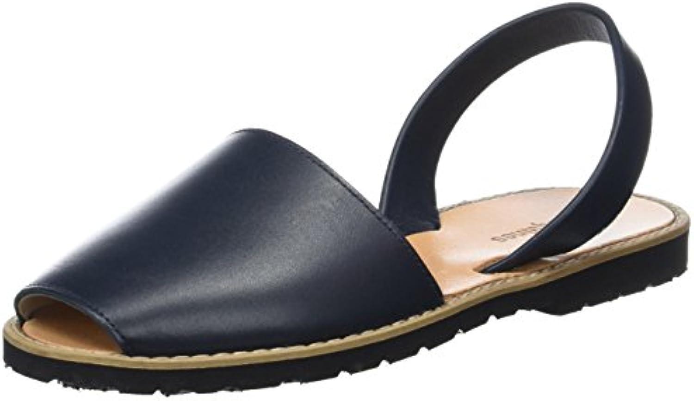 ZHRUI Zapatos de Tacón S6035 Mujer Simple Sandalias Todos los Días Comercio Ceremonia de la Boda Altura del Tacón 8cm EU35/UK3/CN34|Beige