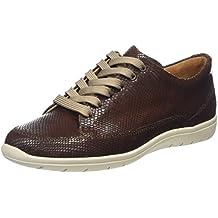 Ganter Gill, Weite G, Zapatos de Cordones Derby Para Mujer