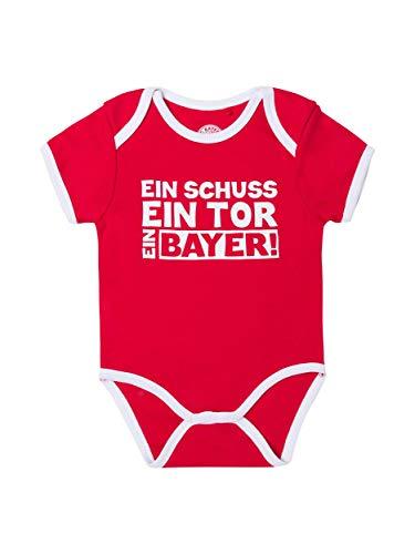 FC Bayern München Baby Body EIN Bayer, 86/92