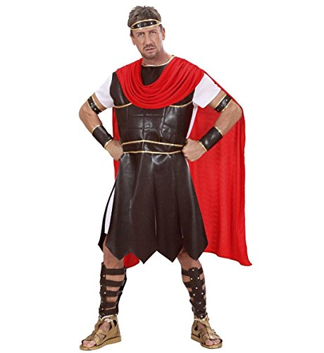 Fancy Dress Italienische Kostüm - Hercules Costume Medium for Sparticus Roman Gladiator Fancy Dress