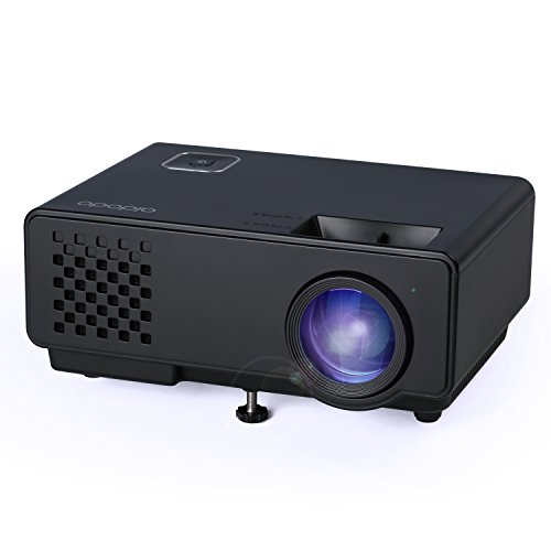 Proiettore-Aidodo-Videoproiettor-LED-Multimedia-Home-Cinema-1500-Lumen-Video-proiettore-Home-Theater-Supporto-1080P-HD-HDMI-VGA-AV-USB-USB-per-Home-Cinema-Laptop-XBOX-USB-DISK-Giochi-Video-iPhone-Smar