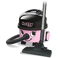 Numatic HET.160-11 Hetty Compact Vacuum Cleaner, 620 W - Pink/Black