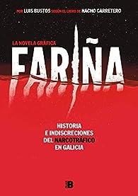 Fariña. La novela gráfica par Nacho Carretero Pou