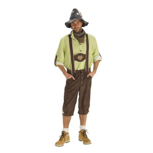 Kostüm Tiroler - TIROLER KOSTÜM SEPP 54 56