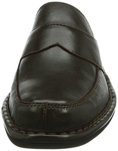 Fortuna Exclusiv Flex, Pantofole Uomo Marrone (Braun (T.d.moro 187))