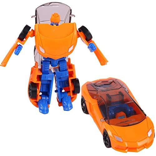 Fantiff Mini Pocket Transformers Roboter und Autos Spielzeug Kid Spielzeug Geschenke Fahrzeuge mit Funktion