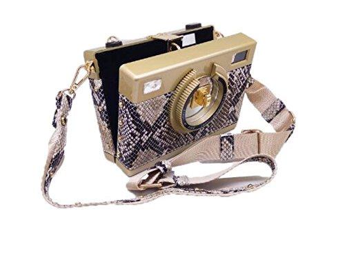FZHLY Pacchetto Acrilico Per La Modellazione Della Fotocamera Creativa,Black WhiteAndBlack