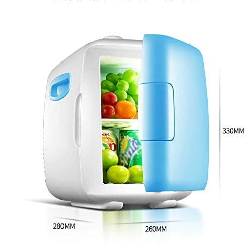 LPC Mini Refrigerador Eléctrico 12L, Refrigerador Eléctrico Y Calentador, Sistema Termoeléctrico Portátil...