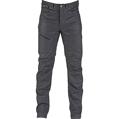 Furygan Jean D03Ardoise Moto Jeans, ardoise