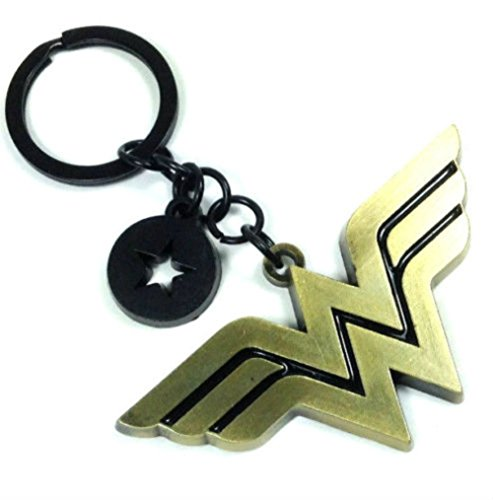 DC Comics Wonder Woman Symbol Llavero
