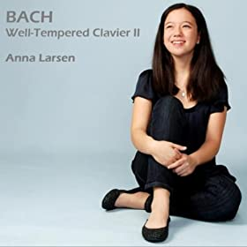 Bach Well-Tempered Clavier II