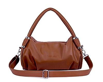 KISS GOLD (TM PU Cuir Supérieur Sac à Main/Porté Epaule/Bandoulière Sacoche Besace Handbag pour Filles
