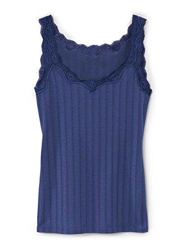 Calida Damen Unterhemd Etude Toujours Cobalt Blue