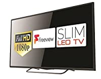 "32"" Led Tv Full 1080p Hd With Freeview Hd Super Slim"