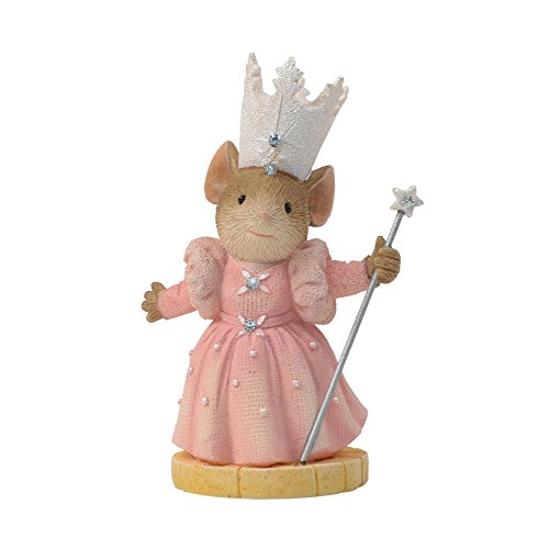 ENESCO Tails with Heart Glinda The Good Hexe Maus Home Decor