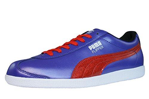 Puma Flipper Glitter femmes Cuir chaussures / Chaussures - Violet