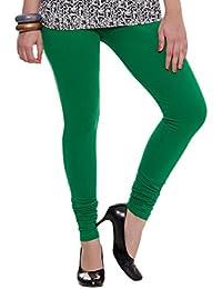 Bnc Women's Cotton Legging Lehenga Choli (Green 2_Green_Small)
