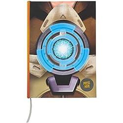 Overwatch Tracer Carnet de notes avec lumière