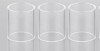 Original Smok TFV8 Baby Pyrex Ersatzglas (packung von 3) - 2ML - Enthält Kein Nikotin von Smok