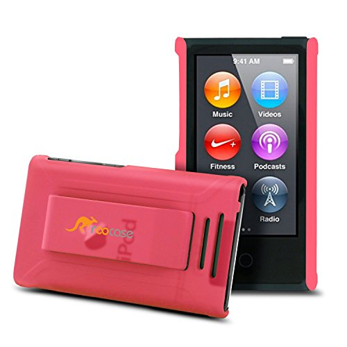 roocase-ultra-slim-translucent-matte-pink-shell-case-for-apple-ipod-nano-7-7th-generation