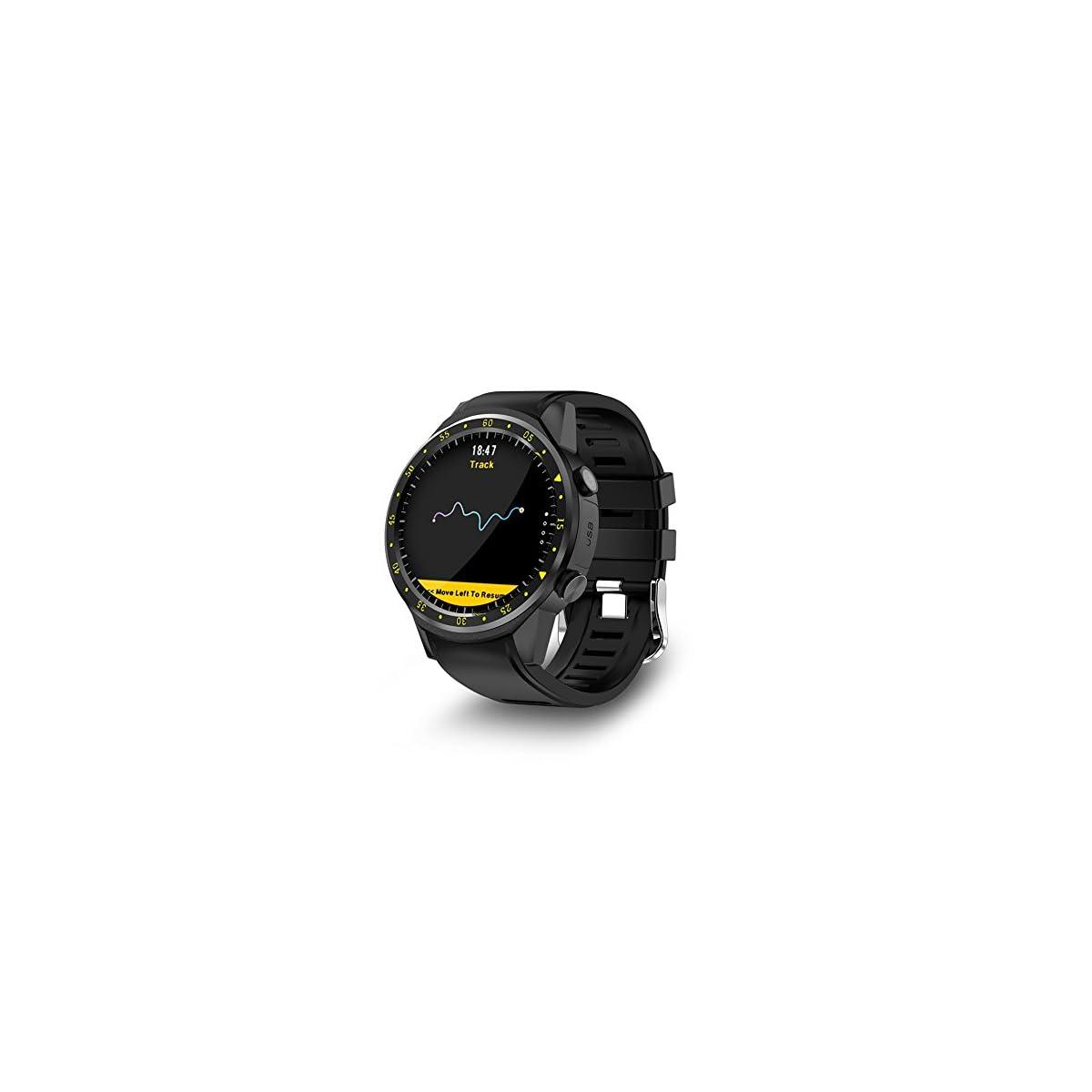 41PtvjNKtHL. SS1200  - Lixada Pantalla Táctil Inteligente Reloj GPS Digital Reloj de Pulsera