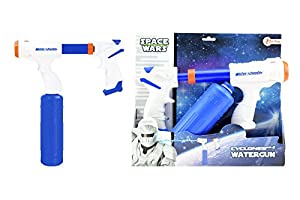 Toi-Toys-Blanc-Bleu escopetas y Pistolas de Agua, 65076