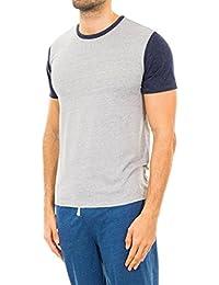 Polo Ralph Lauren Homme Raglan Logo T-Shirt, Gris
