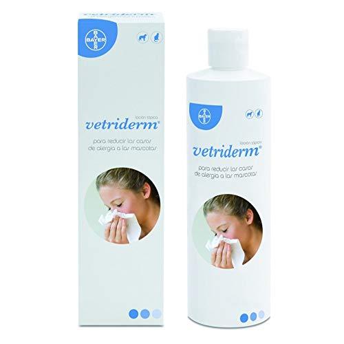 Vetriderm, Lotion Anti-allergiques pour Maîtres d'animaux