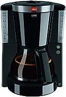 Melitta 1011-03 Look Selection Kaffeefiltermaschine -Aromaselector -Glaskanne schwarz