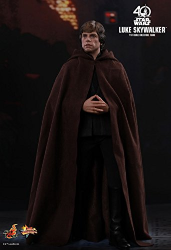 Hot Toys ht903109 1: 6 Luke Skywalker Return of The Jedi, Multi