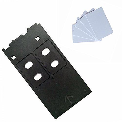 Pakin, Druckereinsatz für Blanko-Ausweise aus PVC, für Tintenstrahldrucker G-IP4920, IP4950, IP4980, MG5220, MG5240, MG5250 etc. 20pcs