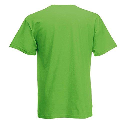 Fruit of the Loom - T-Shirt 'Original T' Purple