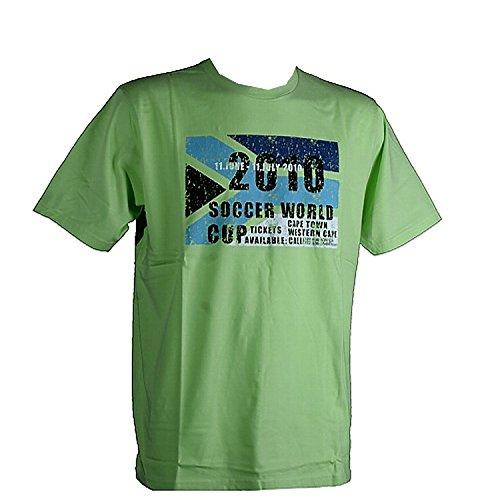 Kitaro, kurzarm Shirt T-Shirt, 102750, apfel [8031] Apfel