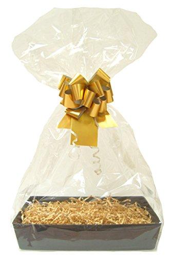 GOLD DIY Gift Basket Hamper Kit ...