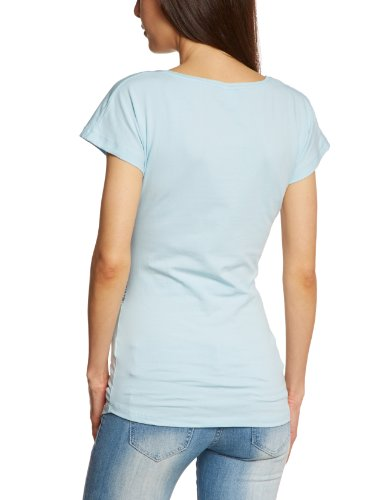MAMALICIOUS umstandsmode t-shirt pour femme top 20002338/bOY gIRL en jERSEY - Blauw