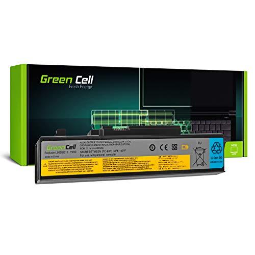 Serie L08L6D13 L08O6D13 L08S6D13 Laptop Akku für Lenovo IdeaPad Y550 Y550A Y550P Y450 Y450A (6 Zellen 4400mAh 11.1V Schwarz) ()